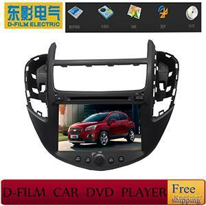 Car DVD Player With GPS, BT, Radio