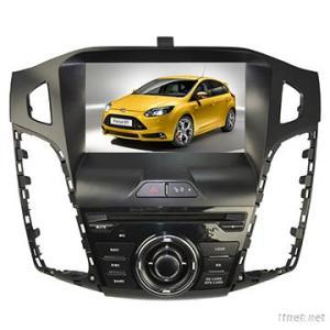 Car DVD Player With GPS Navigator, Bluetooth, Radio For Ford Focus