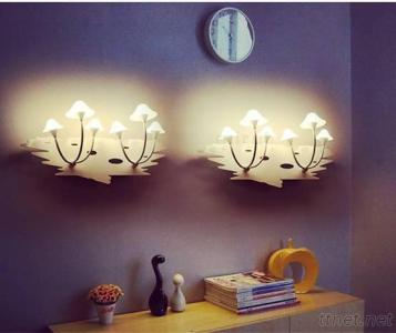 Modern wall lights for bedroom study room Acrylic home decoration wall lamp