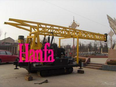 Max 600M Drilling Depth Crawler Water Well Drilling Rig HFD-3