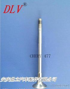 Chery 477 Quality Intake And Exhaust Engine Valve