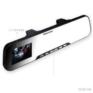 Ultra-Cost HD1280*720P Rearview Mirror Car Cam Camera Vehicle Recorder DVR, Memory Support Max 32GB