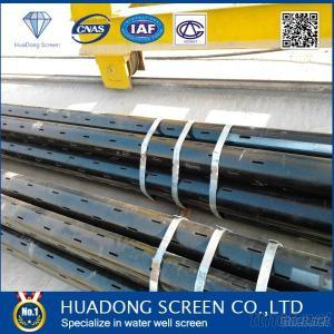 Oil Well Casing Seamless Liner /Slot Liner Pipe