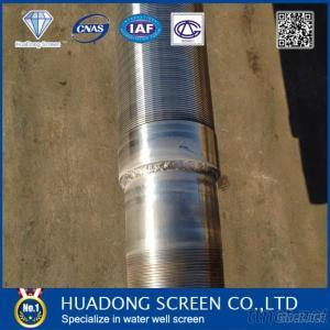 Multylayer Oil Well Screen/Prepacked Water Well Screen For Drying