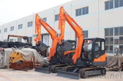 Competitive Price China New 6Tons Hydraulic Excavator