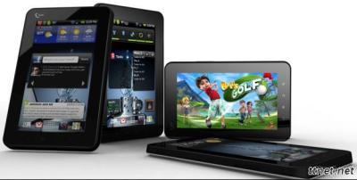 2012 Newest Android Tablet With Ips Screen Dual Camera Support Wifi/Bluetooth/Gps/Phone Call-X1010