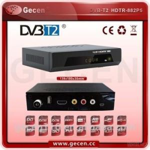 Good Quality Satellite Receiver HD DVB T2 Digital Satellite Receiver Support FTA