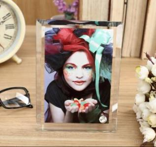 Factory Directly Blank Sublimation Glass Photo Frame