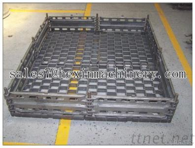 Heat Treatment Investment Casting Base Tray
