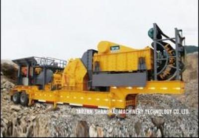 Stable And Reasonable Mobile Stone Crusher Plant