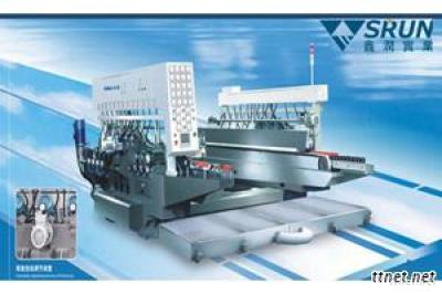 Glass Double Edging Machine with Low-e Remove Function