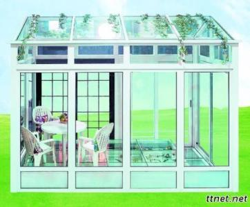 Aluminium/UPVC/PVC Sunlight Room  Or Winter Garden