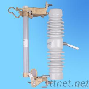 Outdoor AC High Voltage Falling Fuse