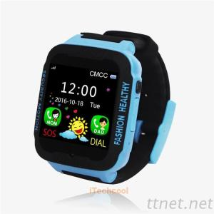 Children Safety Tracker Kids Anti-Lost Smart Phone GPS Watch For Android/Ios