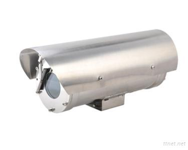 Stainless Steel ATEX Explosion Proof CCTV Camera Housing