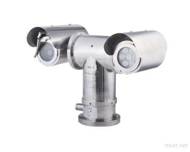 Stainless Steel Auto Tracking Explosion Proof Ptz Camera