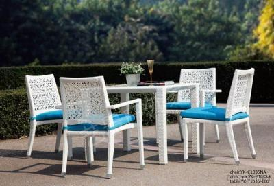 Outdoor Furniture Chair & Table