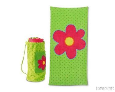Child Towel With Bag