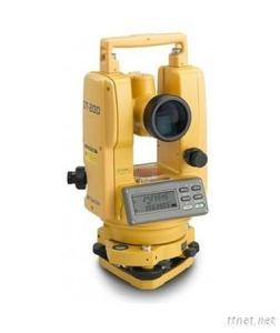 Topcon DT-205 5 Waterproof And Dustproof Digital Theodolites 60212