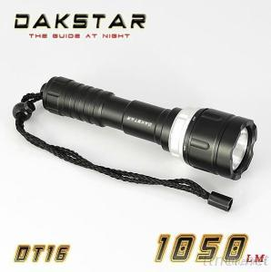 Rechargeable Magnet Switch IPX8 LED Diving Torch