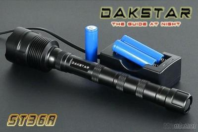 T6 Aluminum Flashlight