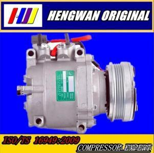 Scroll 12V Air-Conditioning Compressor