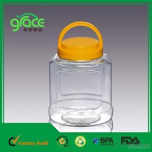 China Factory Price Easy Carrying Handle Lid Pet Special Handle Plastic Bottle