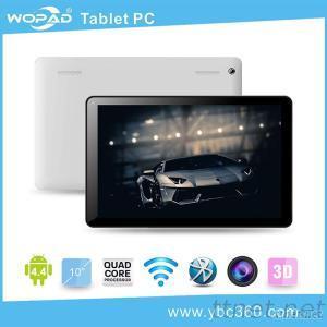 10 Inch IPS Tablet With High Resolution 1280*800