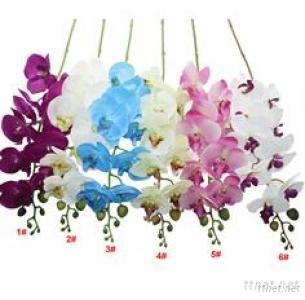 Beautiful Artificial Flower For Home&Wedding Decoration, Artificial Orchid Flower