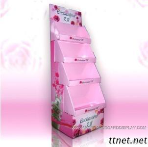 Corrugated Tray Display Stand
