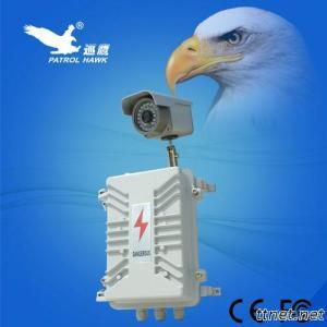 3G Video Wireless Alarm System For Power Facilities