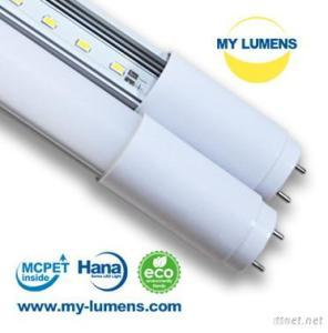 High Uniformity LED Tube Light With Patents