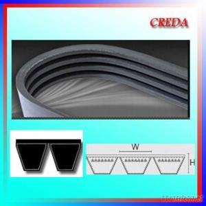 All Size High Quality Raw Edged V-Belt