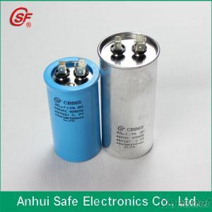 Capacitors by PP Film on AC