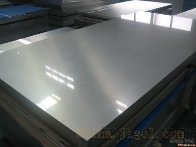 Stainless Steel Hot-Rolled Plate