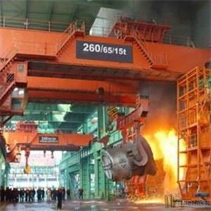 20Ton Casting Crane Overhead Crane Traveling With Trolley