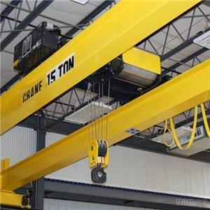 EOT Crane, 5-50Tons With Customized Solutions And Optional Lifting Tools