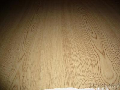 Straight Line Teak Artificial Veneer Fancy Plywood