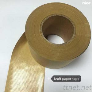 Water-Activated Kraft Gummed Paper Tape
