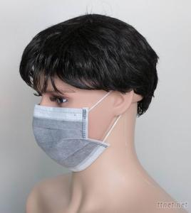 4ply active carbon face mask