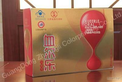 Health Medicine Care Product Packaging