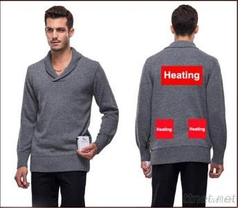Sweater Design With Battery System Electric Heating Clothing Warm OUBOHK
