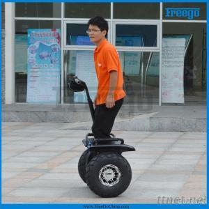 Freego Off-Road Self Balancing Scooter 36V Powerful Electric Motor F2