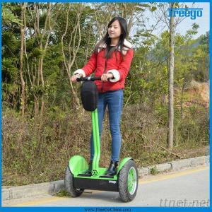 Freego Two Wheel Electric Self Balancing Scooters For Patrol