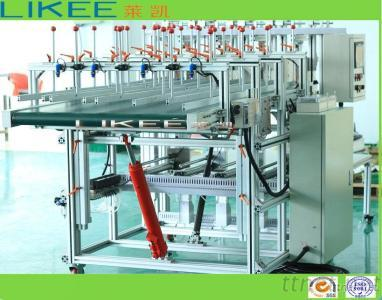 Automatic Stacker For Aluminum Foil Container Machine