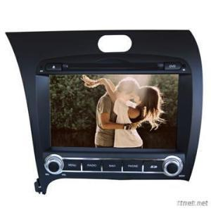 Special In Dash Car DVD Navigation Player And Multimedia