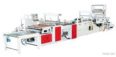 BMAF-800 Heat Patch Handle Bag Making Machine
