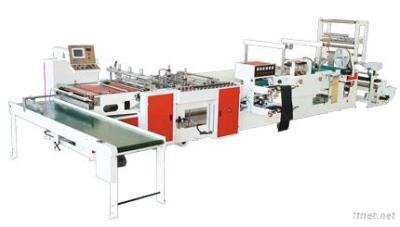 BMAH-800 Automatic Loop Handle Bag Making Machine