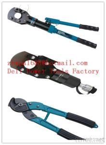 Cable Cutter With Ratchet System, Cable Scissors