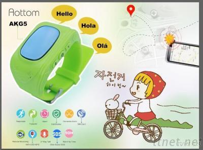 2015 Hot Sell Mobile Phone Watch For Kids Safety GPS, SOS For Tracking